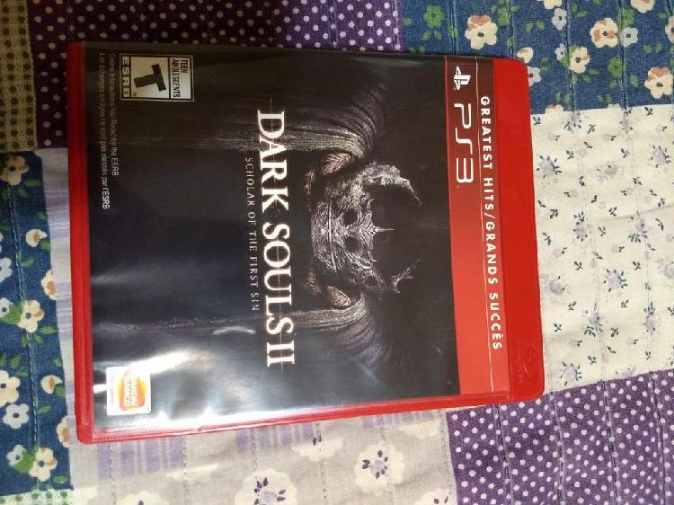 Juego Dark Souls 2 PS3