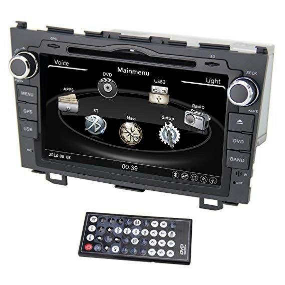 Stereo Tactil sistema Android Honda CRV