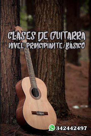 CLASES DE GUITARRA EN SANTA FE CAPITAL