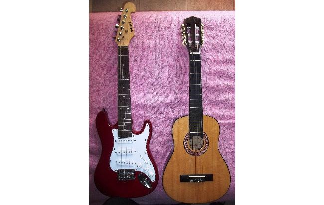 Clases de guitarra eléctrica y/o criolla