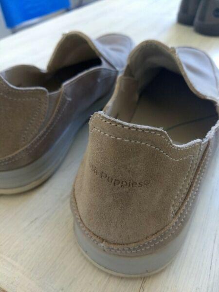 Vendo Zapatos Hush Puppies Nauticos. Solo Usados 1 Vez