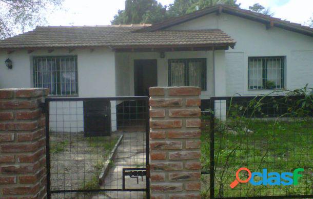 Venta Casa - Chalet 4 Ambientes BARRIO LOS ACANTILADOS Mar
