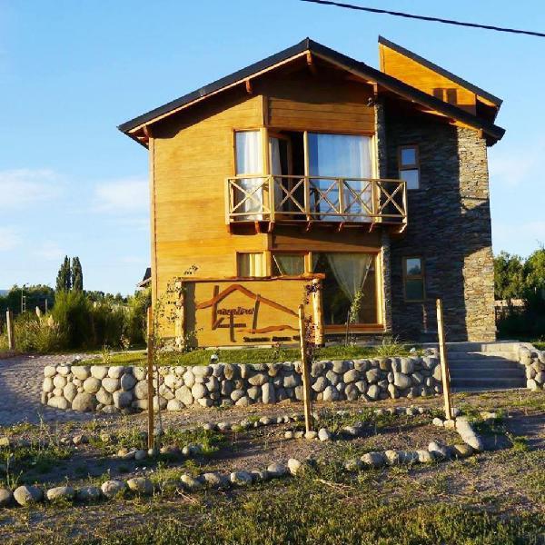 fa60 Cabaña para 2 a 5 personas con cochera en Junin De Los