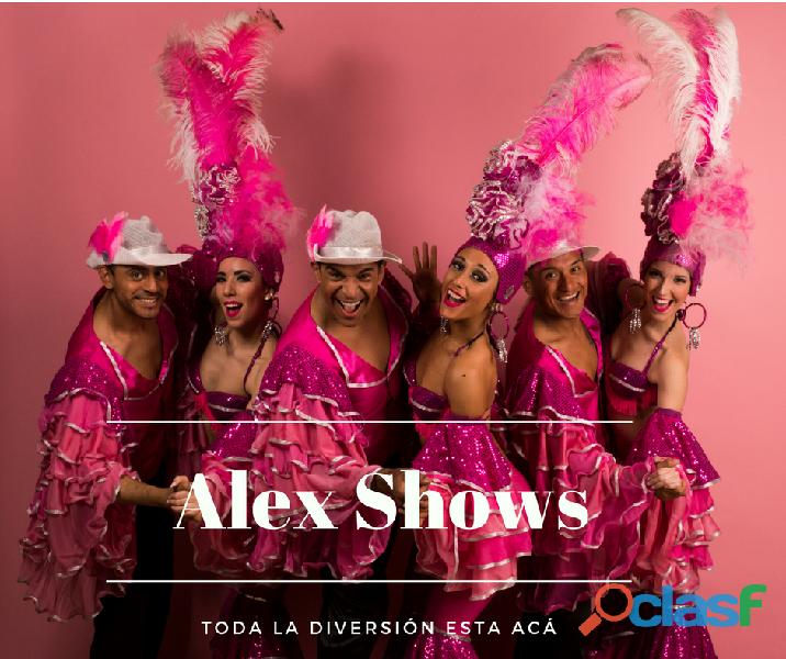 Show Salsa Cubana para Eventos