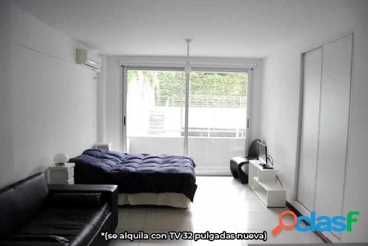 Alquiler Temporario Monoambiente, Charlone 500, Villa Crespo