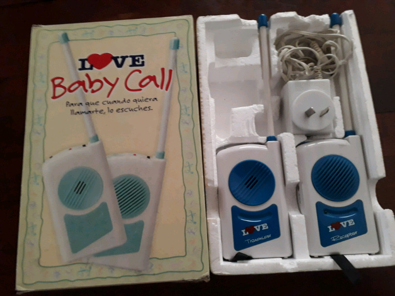 Baby call...oferta única