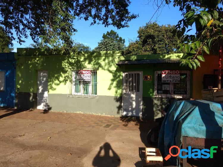 Lote con construcción a Reciclar Sobre Av. Lopez Torres