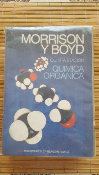 Química orgánica Quinta edición