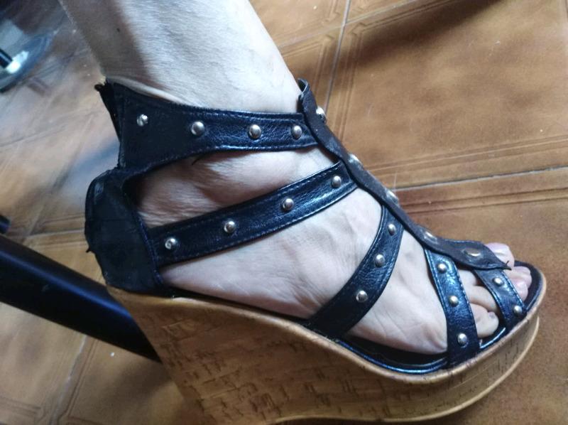 Sandalias cómodas, super livianas