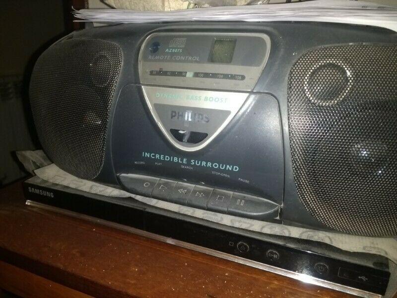 Vendo Radiogradbador con CD