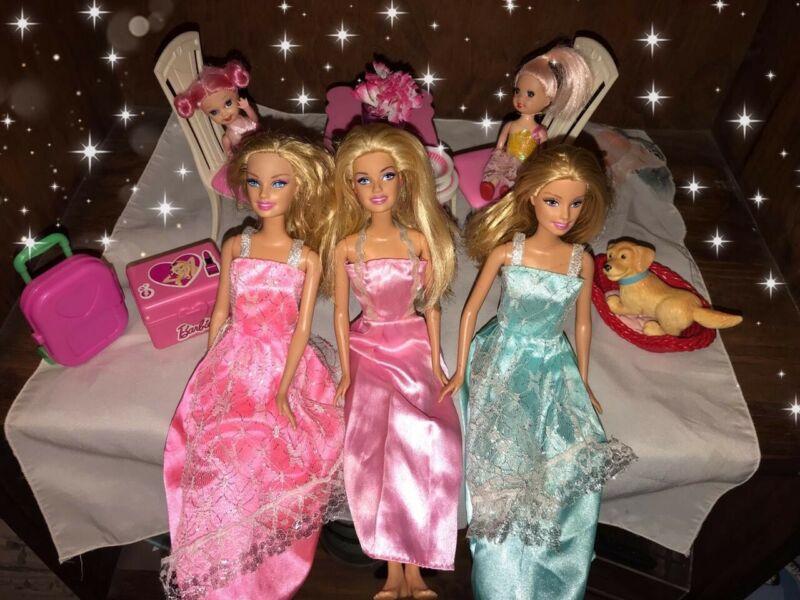 Set de Barbies