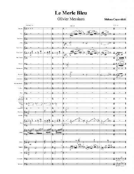 Transcripcion o armado de partituras profesionales