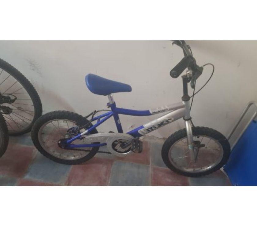 VENDO Bicicleta Raleigh Mxr Rodado 16!!!