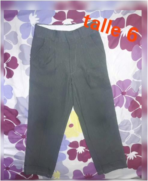pantalon de vestir de nene t6