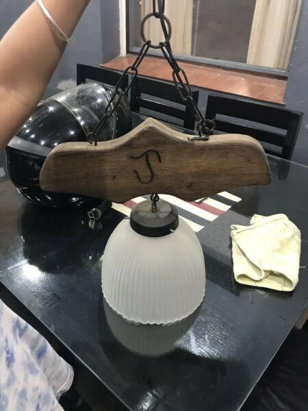 Lámpara de campo