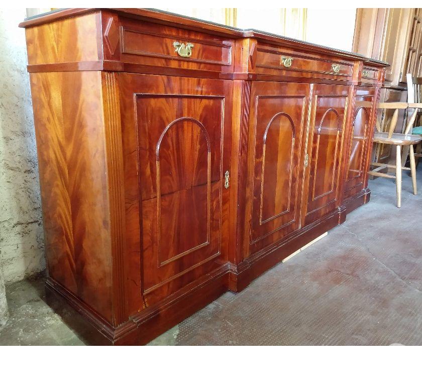 mueble comoda organizador con canastos de posot class. Black Bedroom Furniture Sets. Home Design Ideas