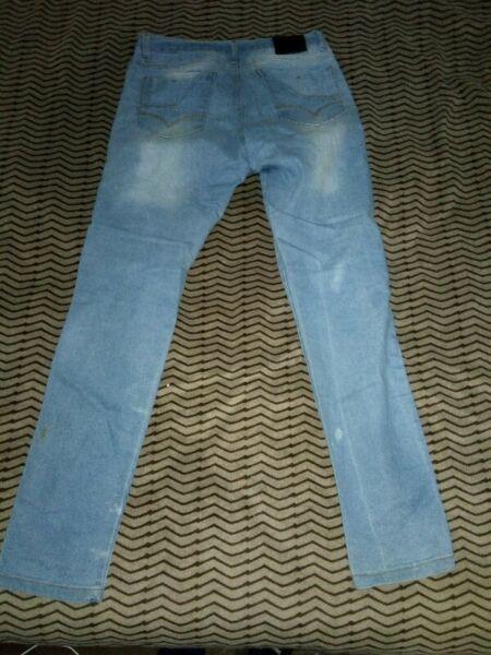 Jeans de hombre claro talle 42