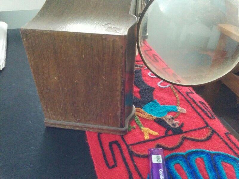 Reloj Antiguo Con Pendulo ODO