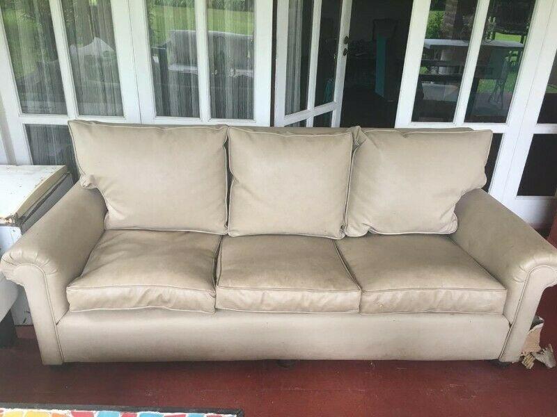 Vendo sillón de 3 cuerpos (usado)