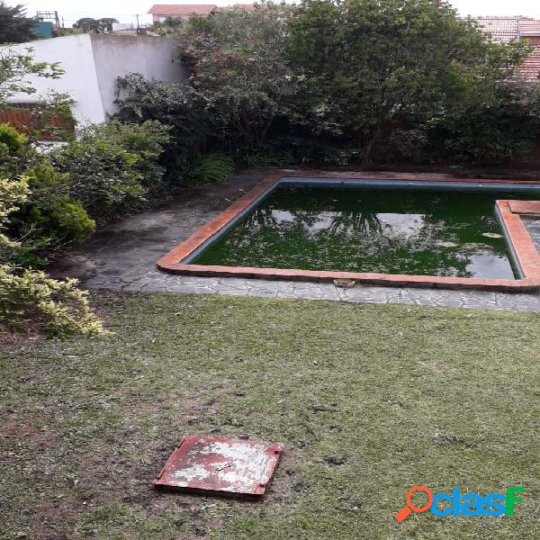 Alquiler Casa - Chalet 3 Ambientes ACANTILADOS Mar del Plata