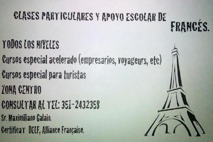 Clases de Francés, Todos Los Niveles