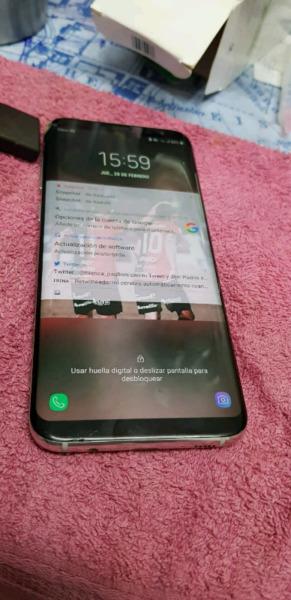 Samsung galaxy S8 plus libre 64 GB