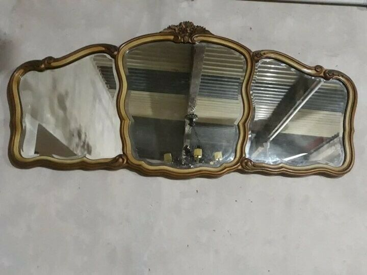 espejo antiguo de estilo