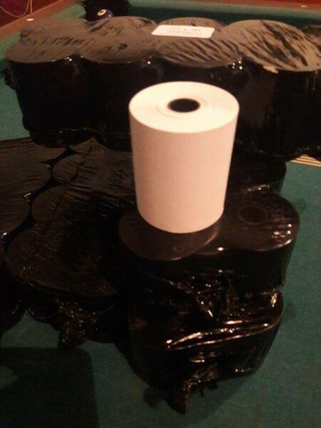Rollos de papel termico