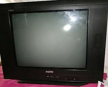 TV SANYO VIZON 21 PULGADAS CON CONTROL REMOTO