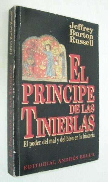 El Principe De Las Tinieblas J. Burton Russell