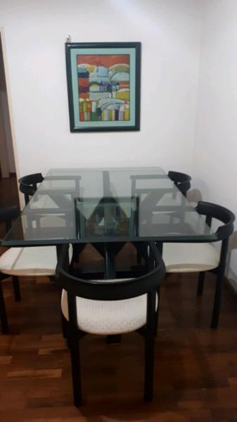 mesa de comedor juego completo