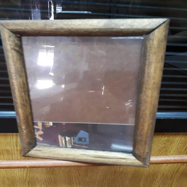 100 Marcos de 21 x 15 con vidrio 3 estilos