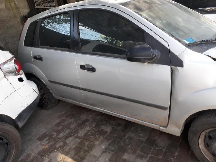 Ford Fiesta Dado de Baja con Alta Motor