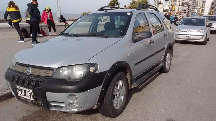 Vendo Fiat Palio weekend adventure 2007 motor 1.7 turbo