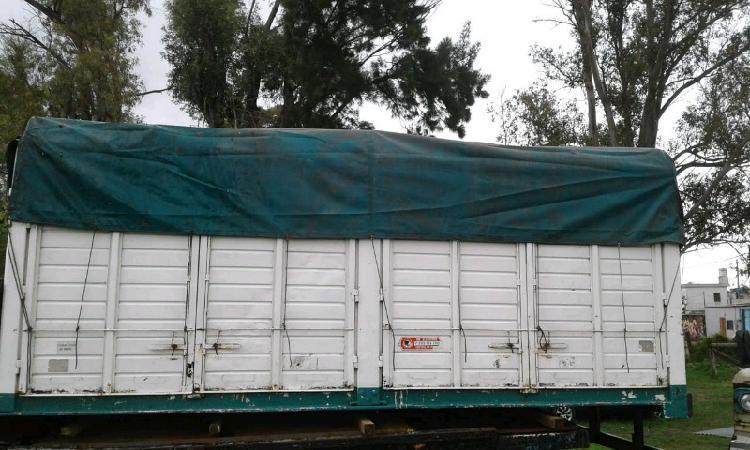 Carroceria para camion