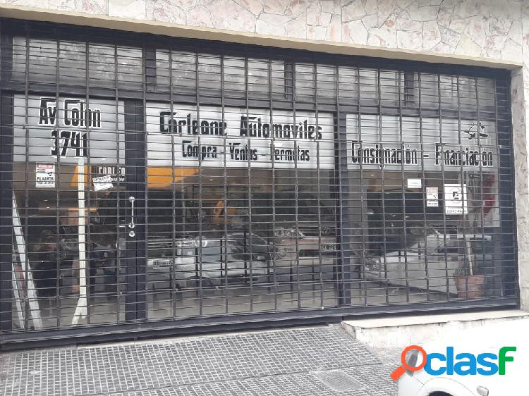 Alquiler Comercial - 450 m2 - Zona Clínica Colon