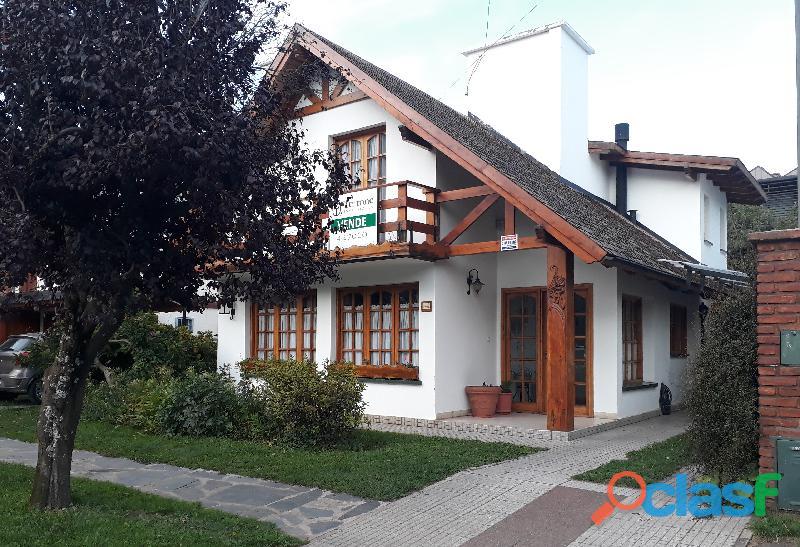 San Martin de Los Andes Casa Centrica Excelente Ubicacion