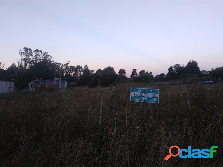 VENTA DE LOTE EN SIERRA DE LOS PADRES