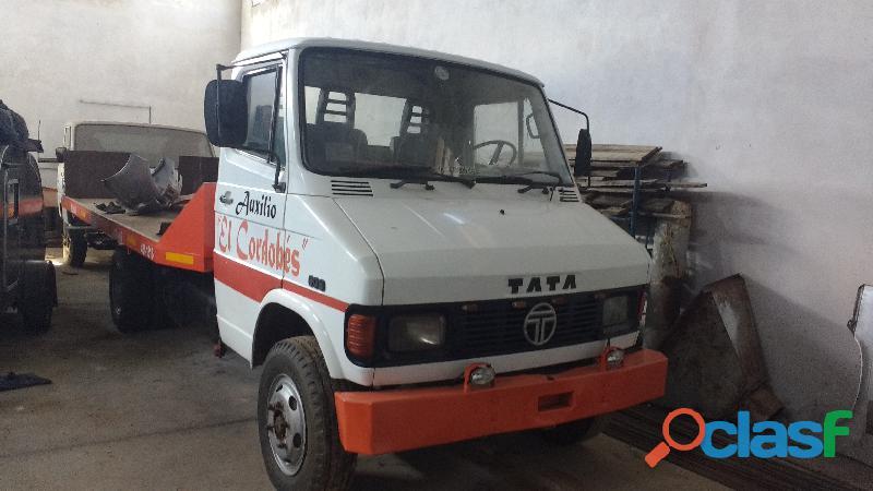 Vendo Camión de auxilio mecánico
