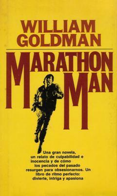 Libro: Marathon man, de William Goldman [novela de