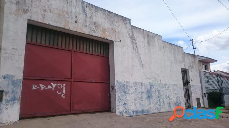 VENTA DE GALPON CON FOSA C/ DEPARTAMENTO 3 AMB (a reciclar).