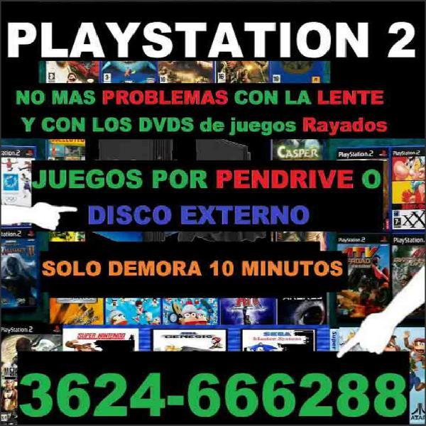 Play2 Juega a Tus Juegos Favoritos