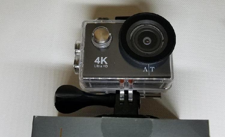 CÁMARA DEPORTIVA H9S 4K Control Remoto 2 Baterías