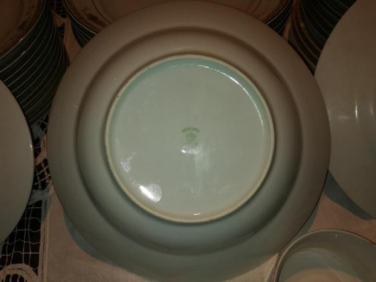 Vajilla Porcelana Chinaen