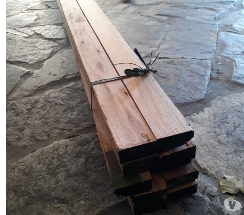 Tirantes de Madera Para Techo de 2x5 Pulgadas en La Plata