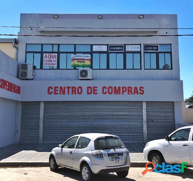 LOCAL MAS 4 OFICINAS EN ALQUILER SOBRE AV. CONSTITUCIÓN
