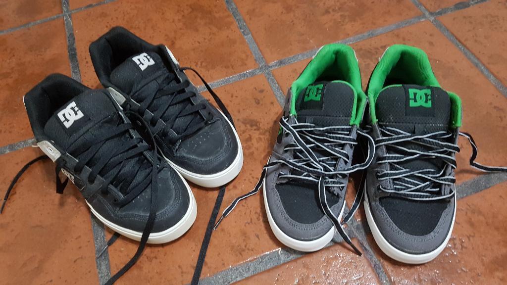Zapatillas Dc Pure Original Talle