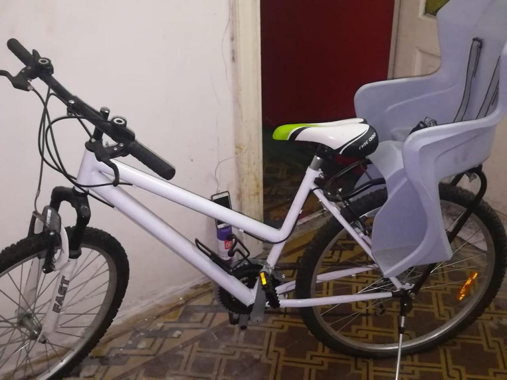 Bicicleta FAST
