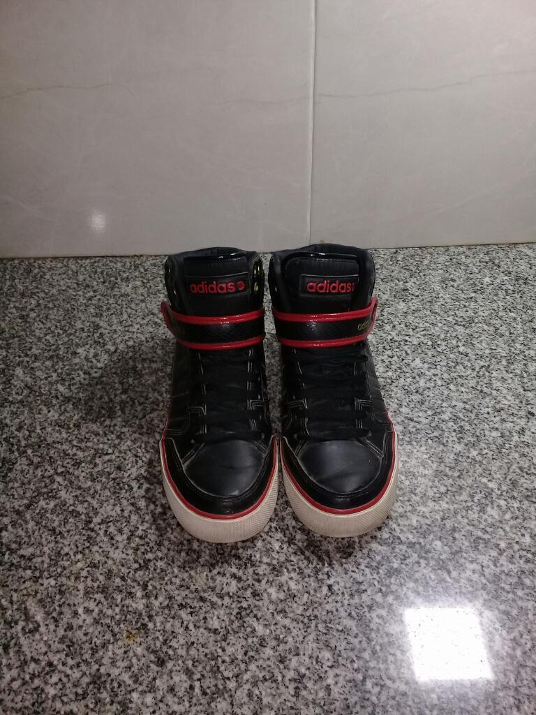 Zapatillas de Cuero Adidas