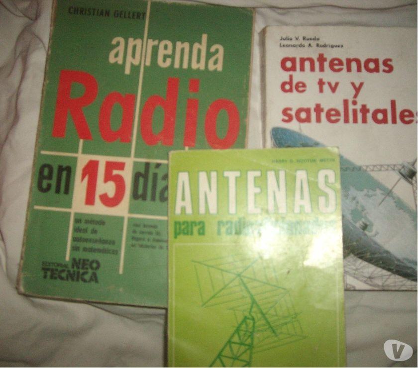 libros de TV y radio